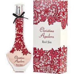 CHRISTINA AGUILERA RED SIN by Christina Aguilera - EAU DE PARFUM SPRAY 3.3 OZ