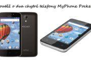 Soutěž+o+2+chytré+telefony+MyPhone+Pocket+4