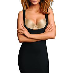 212aaa81a Flexees Womens Firm Control Shapewear WYOB Slip Black Large   Learn more by  visiting the image