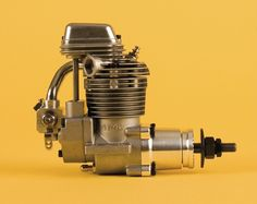 Enya 41 4CD diesel engine....Click on the picture for the full feature.
