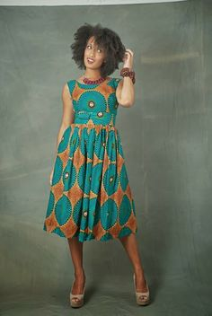 African Prints in Fashion: Wrap it up with Onyii and Co