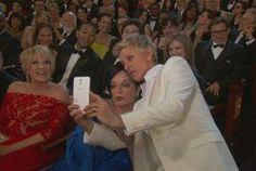 """Le site officiel des Oscars propose les """"meilleurs moments d'Ellen"""". La présentatrice a menée à la baguette cette cérémonie mêlant humour et gags en tout genre."""
