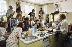 Student housing - Communal living