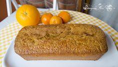 bizcocho vegano de naranja vegan orange cake