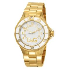 Women's Wrist Watches - DG Dolce  Gabbana Womens DW0661 New Anchor Analog Watch ** You can find out more details at the link of the image.
