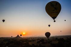 Exploring Bagan by E-Bike |DIVERGENT TRAVELERS