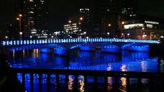 Osaka illumination