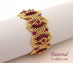 Tutorial di perline braccialetto Morena