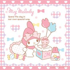 Sanrio: My Melody:)