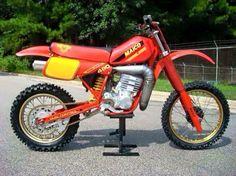 1983- Maico Spyder 490MC Cool Dirt Bikes, Mx Bikes, Motocross Bikes, Vintage Motocross, Off Road Moto, Off Road Bikes, Motorcycle Dirt Bike, Motorcycle Design, Vintage Bikes