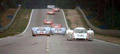 1970 Le Mans 24h - Porsche 917 vs Ferrari 512 - Vic Elford 1038