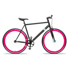 The Fiance (love the pink!)