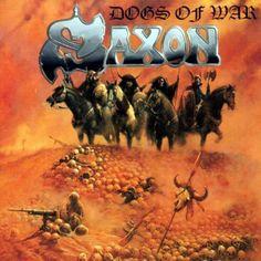Saxon – Dogs Of War