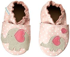 Robeez Little Peanut Soft Soles (Infant/Toddler) Girls Shoes Pastel Pink Toddler Girl Shoes, Baby Girl Shoes, Girls Shoes, Toddler Girls, Baby Girls, Baby Boy, Elephant Applique, Baby Elephant, Cheap Kids Clothes
