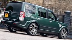 Vogue Your Discovery with the Latest KAHN Style Land Rover Discovery 2015, Range Rover Discovery, Range Rover Evoque, Range Rover Sport, Range Rovers, 2015 Honda Fit, Kahn Design, New Land Rover, Range Rover Supercharged