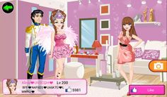 Star girl Game