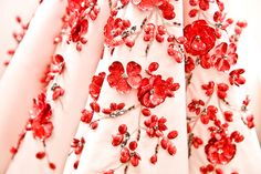 Details from Giambattista Valli spring 2014 couture collection