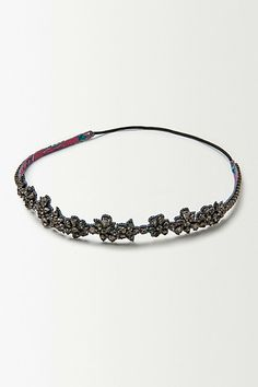 Daisy Jewels Headband #anthropologie