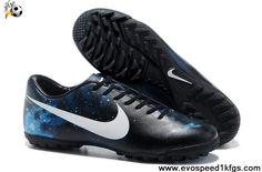 Latest Listing Cheap CR Exclusive Nike Mercurials Nike Mercurial Vapor CR TF Black blue white