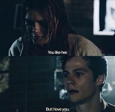 —Te gusta, y fui una tonta por creer que me elegirías a mí —dice, atragantada en un llanto. — Pero te amo a ti, siempre te he amado.