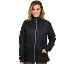 Turn up the heat when things cool down - Win An Under Armour UA Infrared Women's Jacket - Drawing September 10th at 3PM