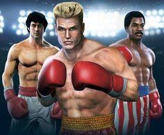 Rocky IV art