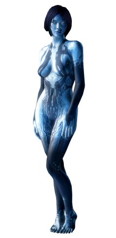 Normal Cortana Ready For Battle Ultamisia