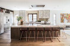 Inside Chef Ludo's Stunning New Kitchen via @MyDomaine