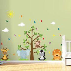 Adesivo Parede Infantil Para Quarto Árvo... - Americanas.com