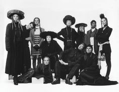 Jean Paul Gaultier 'Hasid' Collection Fall 1993