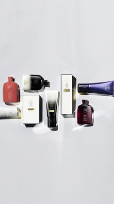 Combining over 30 years of styling heritage at the top of the editorial and salon worlds with old-world craftsmanship and cutting-edge innovation, Oribe Hair Care delivers the highest possible levels of performance and sophistication. These are the products of the hair-obsessed.