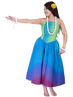 Shop now! www.hula-ohana.com  #huladance #huladancer #hulagirl #hula #ohana #dance #dancer #dress #colorful #garments #shop #summer #beach #hawaii #hawaiianstyle #hawaiiandancer #hawaiian #art #beauty #women #funabashi #japan #tokyo #フラダンス New Dress Pattern, Hawaiian Art, Hula Dancers, Hula Girl, Ohana, Summer Beach, Beauty Women, Tokyo, Shop Now