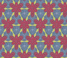 Bath fabric by kirpa on Spoonflower - custom fabric