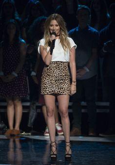 Ashley Tisdale - 2016 Radio Disney Music Awards in Los Angeles