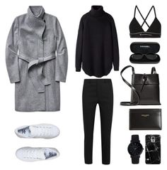"""""""Untitled #560"""" by fashionlandscape ❤ liked on Polyvore featuring Kara, Étoile Isabel Marant, T By Alexander Wang, Hope, adidas, Larsson & Jennings, Casetify, Chanel, Yves Saint Laurent and women's clothing"""