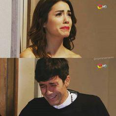 Esperanza y Tomas sufren por amor...