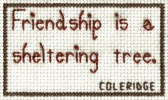 Quotes from Authors Cross Stitch Patterns