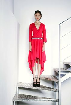 Imgen 2013-13 Dresses With Sleeves, Long Sleeve, Fashion Design, Sleeve Dresses, Long Dress Patterns, Gowns With Sleeves