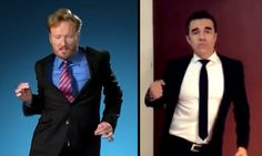 Watch Mexican Celebs Welcome Conan To Mexico With Conan's Own String Dance
