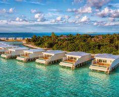 Cu gândul la vară: Amilla Fushi Resort din Maldive