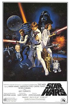 Star Wars Poster Classic, Out Of Print Star Wars Movie Poster Order TODAY…