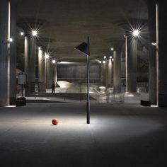 Zero | Cone - floor fixtures | by Propeller