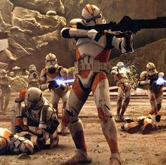 Commander Cody and the Clone Army