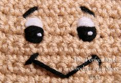 The Perfect Knot Crochet and More: Adding Character to your Amigurumi Eyes by rosanne Amigurumi Tutorial, Crochet Patterns Amigurumi, Crochet Dolls, Amigurumi Giraffe, Amigurumi Doll, Crochet Eyes, Crochet Baby, Crochet Crafts, Crochet Projects
