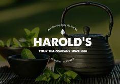Project Love: Harold's Tea Shop