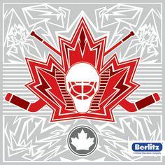 support Canada's Hockey team during the Olympics! Canada Hockey, I Am Canadian, O Canada, Winter Games, Hockey Teams, Winter Olympics, Chicago Blackhawks, Education, Knights