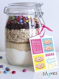 Une Cookies Jar pour dire Merci Maîtresse ! - Momes.net