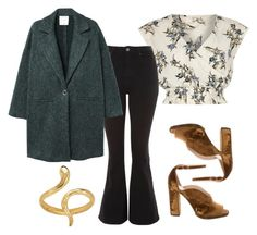 """""""Untitled #38"""" by le-crow on Polyvore featuring River Island, Topshop, MANGO, Dries Van Noten and Madina Visconti di Modrone"""
