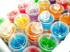 21 Fun Jello Shots