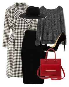 """""""Work style"""" by daliahbeauty on Polyvore featuring mode, Topshop, Gap et M&Co"""